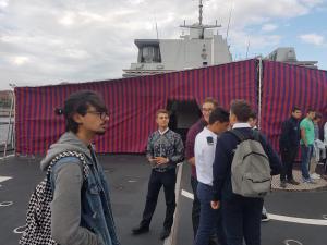 Visita fregata Rizzo - Classe IVA  CMN (5)