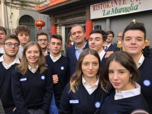 inaugurazione del Largo Simonetta Lamberti (2)