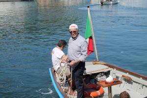nisida uscita barche per trofeo de vescovi 24 maggio 2018 (1)