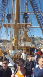 A.S. 2018/2019 - Visita nave Amerigo Vespucci