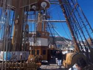 visita all'Amerigo Vespucci (6)